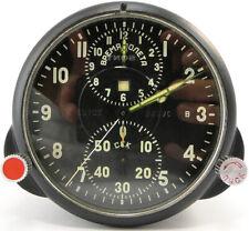 ⭐SERVICED!⭐ AChS-1 Russian USSR Military Air Force Aircraft Cockpit Clock MIG/SU