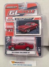 2010 Dodge Challenger R/T * RED * Greenlight GL Muscle * D7
