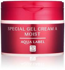 Shiseido AQUALABEL Special Gel Face Cream Moist Rich Collagen All-in-One 90g