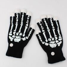 Claw Glow Party Led Flash Gloves For Bars Halloween And Christmas Toys 1Pair