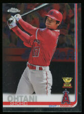 2019 Topps Chrome BB - You Pick - Complete Your Set (F07)