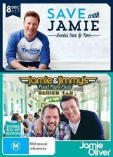 Jamie Oliver (DVD, 2015, 8-Disc Set)