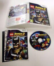 JEU Nintendo WII LEGO BATMAN 2 DC SUPER HEROES   complet VF