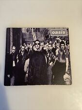 Oasis - D'You Know What I Mean - CD Single Brand New