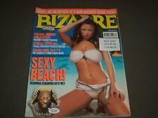 2004 APRIL BIZARRE MAGAZINE ISSUE NO. 83 - VERONIKA ZEMANOVA COVER- O 8684