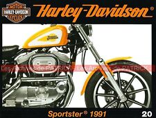 HARLEY DAVIDSON XL 883 1200 Sportster 1991 Dragster SnowBike Electric Car Golf