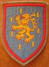 Federación BW insignia blindada 14 Neustadt Hessen Patch