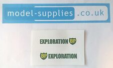 Matchbox 61B Alvis Stalwart BP Exploration Reproduction Stickers Set