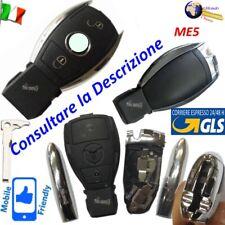 Telecomando CHIAVE GUSCIO ME5 LAMA SEPARATA 2 TASTI per MERCEDES CLASS