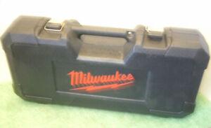 Genuine Milwaukee Carry/Storage Case For SSPE 1500X Cordless Reciprocating Saw