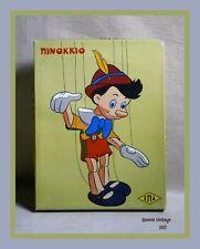 """"""" Pinocchio """" NIB MADE IN GREECE BOARD GAME 70's EPA GREEK RARE VTG Unique"""