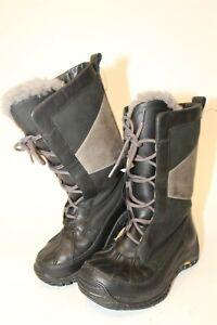 Ugg Australia 1012518 Mixon Womens 5 36 Waterproof Leather Winter Snow Rain Boot