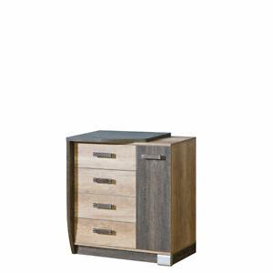 Dresser Commodes Kommodenschrank Closets Wood Sideboard Shelf Cabinet Immediate