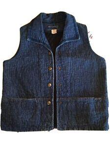 Blue willi's Jeansweste M