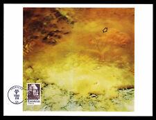"1980 Viking 2 - Martian Dust Storm - 8"" X 10"" Photo - U.S.#1774 (Esp#7976)"