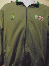 Castrol FIFA World Cup Brazil Men's Light Jacket Large tags removed