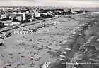 RIMINI - Spiaggia dall'aereo 1956