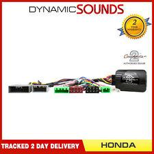 CTSHO002 Estéreo Kenwood Volante Adaptador de Botones Palanca para Honda Civic
