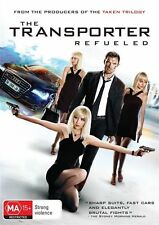 Transporter Refueled The (DVD, 2016)