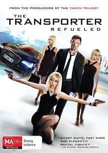 The Transporter Refueled (DVD, 2016)Australian Stock