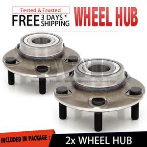 2x 512029 Rear Wheel Hub Bearing Assembly For 1999-2004 Chrysler 300M Pair L+R