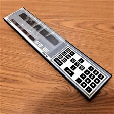 WESTRONICS DDR10 CHART RECORDER INTERFACE PANEL (NEW)
