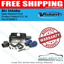 Volant Open Element Pro5 Air Intake for 98-02 Pontiac Firebird 5.7L V8 15958C3