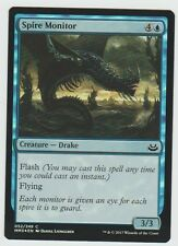 FOIL Spire monitor Modern MAsters 2017 MM17 Magic The Gathering MTG blue card