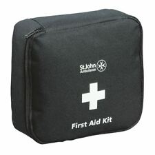 St John Ambulance Motor Vehicle First Aid Kit Medium Black F30801 [SJA75508]