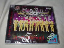 LOS RAYOS DE OAXACA Quinto Anniversario CD+DVD NEW Mexico Latin Chilenas Sealed