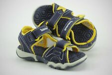Timberland ADVENTURE SEEKER Toddlers Blue/Yellow 2 Strap TB02484A Sandals