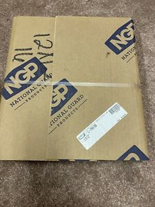 National Guard products L-Fra100 12x12 Grey steel Window Frame kit 12 In