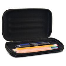 Innovative Storage Designs Large Soft-Sided Pencil Case Fabric Zipper Closure