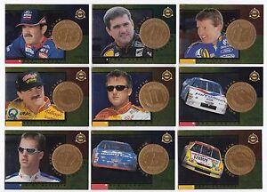 1998 Pinnacle Mint GOLD TEAM PARALLEL #9 Ricky Rudd BV$7.20!!!