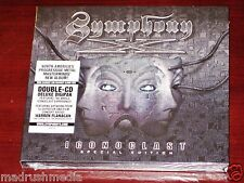 Symphony X: Iconoclast - Deluxe Edition 2 CD Set 2011 NB 2737-2 USA Digipak NEW