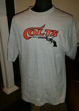 "NFL Indianapolis Colts ""DOUGLAS 14 "" Gun Colt 45 T SHIRT Adult XL"