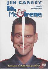 Dvd **IO ME E IRENE** Slimcase con Jim Carrey Renée Zellweger nuovo 2000