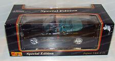 Maisto Jaguar XK8 (Special Edition, 31836) 1996 (1:18 Series) Green Convertible