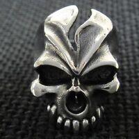 Original GOLD SKULL Road King Ring for Harley Davidson Motor Outlaw Biker TR147
