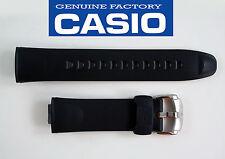 CASIO G-Shock 20mm  WATCH BAND Strap GW-1300A GW-1300E GW-1310A Black Rubber