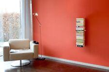 Radius Design Wandregal - Booksbaum Wand Klein einreihig Weiß