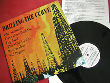 V/A Drilling The Curve 1995 Texas Psych Charalambides The Mike Gunn Dry Nod LP