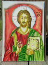 5 x 7 Icon of Lord Jesus