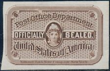#OX2aP2 PLATE PROOF ON INDIA PAPER VF-XF BQ8280