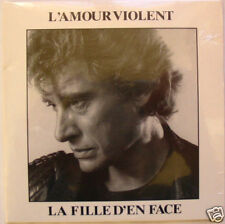 JOHNNY HALLYDAY (CD single)   L'amour violent   NEUF SCELLE REEDITION 2006