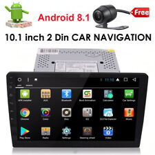 """10.1"""" Hd Android 8.1 2Din Car Gps Stereo Radio no-Dvd Player Wifi 4G Bluetooth"""
