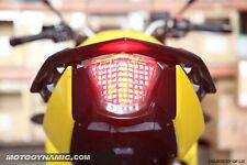 09-17 Yamaha FZ6R FZ6-R XJ6 CLEAR SEQUENTIAL Turn Signal LED Tail Light