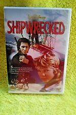 WALT DISNEY'S CLASSIC FILMS: SHIPWRECKED! PIRATE ADVENTURE! NEW/SEALED DVD!