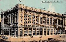 OMAHA NE 1907-14 Brandeis Department Store Building VINTAGE DEPARTMENT STORE GEM