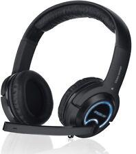Speedlink Xanthos Gaming Stereo Headset Kopfhörer für PS4 PS3 Xbox One 360 PC